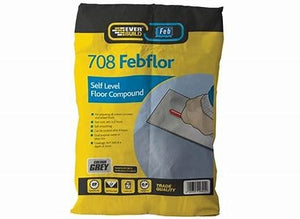 Everbuild 708 Febflor Self Level Floor Compound