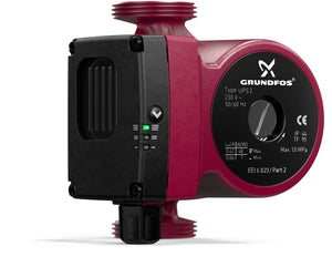 Grundfos Cir Pumpups2 25-80 180mm