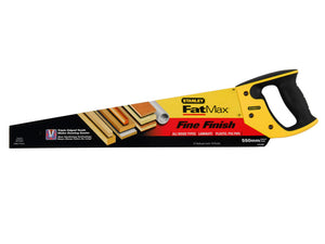 Stanley Fatmax Fine Finish Saw 22inch