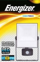 Energizer 30W LED Floodlight with PIR 2700 Lumens