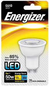 Energizer LED 5 Watt (50 Watt) - Warm White