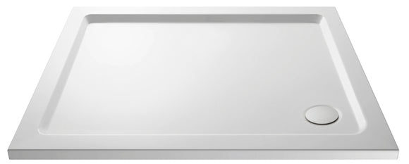 Pearlstone  1200X 800X 40mm Rectangular  Shower Tray