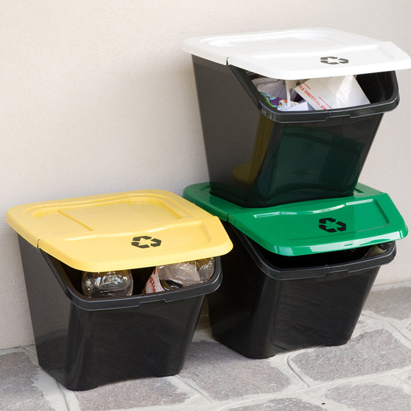 Eco Bin Small Set of 3