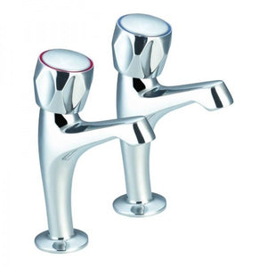 "1/2"" High Neck Sink Taps"