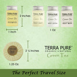 Terra Pure Green Tea | 1oz. (300 pcs)
