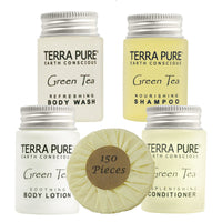 Terra Pure Green Tea | 1oz. (150 pcs)