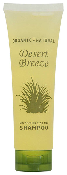 Desert Breeze Shampoo, Retail Size Hotel Toiletries, 5 oz (Single)