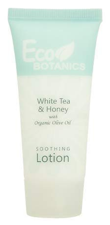 Eco Botanics Amenities Travel-Size Hotel Lotion.85 oz. (Case of 20)