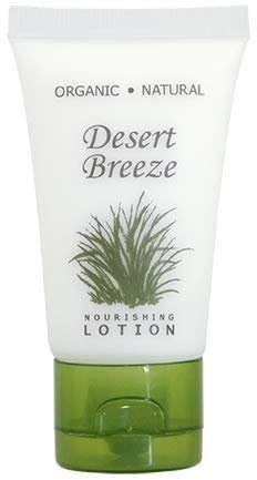 Desert Breeze Lotion, Travel Size Hotel Toiletries, 1 oz. (Case of 20)