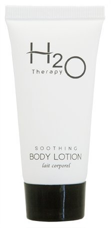 H2O Therapy Lotion, Travel Size Hotel Hospitality, 0.85 oz (Case of 20)