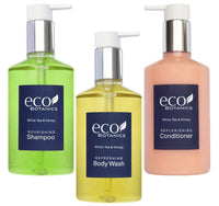 Eco Botanics Amenities Shower Soap Set | 10.14 oz. | (1 of Each)