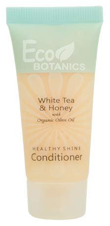 Eco Botanics Travel-Size Hotel Conditioner, 0.85 oz. (Case of 20)