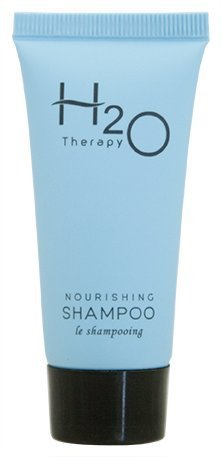H2O Therapy Shampoo, Travel Size Hotel Hospitality, 0.85 oz (Case of 20)