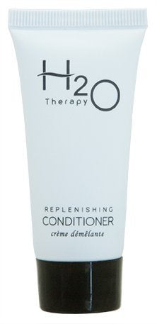 H2O Therapy Conditioner, Travel Size Hotel Hospitality, 0.85 oz (Case of 20)