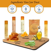 Wild Citrus | 1-Shoppe All-in-Kit | Sample Set (5 pcs)