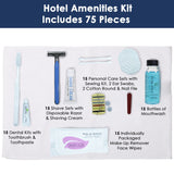 Hospitality Accessories  | (75 pcs)