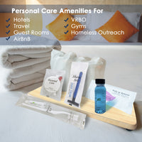 Hospitality Accessories | 1-Shoppe All-in-Kit | Sample Set (5 pcs)