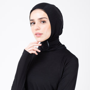 HAWA HIJAB - Deep Black