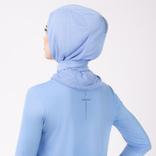 Load image into Gallery viewer, HAWA HIJAB - Lavender Blue