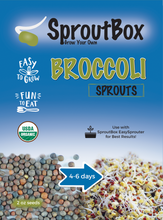 Load image into Gallery viewer, SproutBox Sprouting Kit