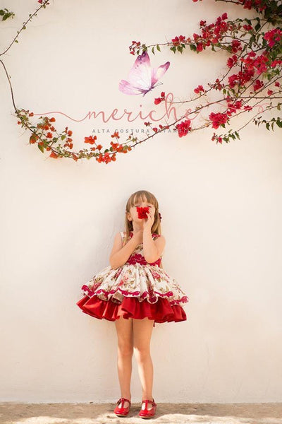 Meriche SS20 - Rose Dress