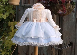 Exclusive Baby Girls Dress Exclusive Rosealea Baby Dress & Knickers - Pre-Order