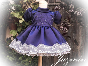 Exclusive Girls Dresses Exclusive AW20 Jazmin Dress & Headpiece Pre-Order