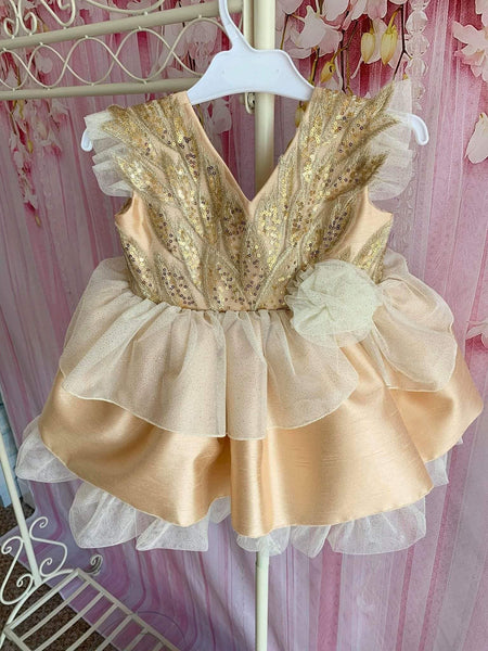 Exclusive Girls Dresses Exclusive - Goldie Dress Made to Order SS20