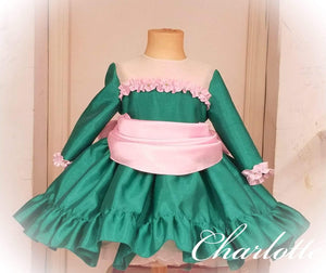 Exclusive Girls Dresses Exclusive Made To Order - Charlotte Dress
