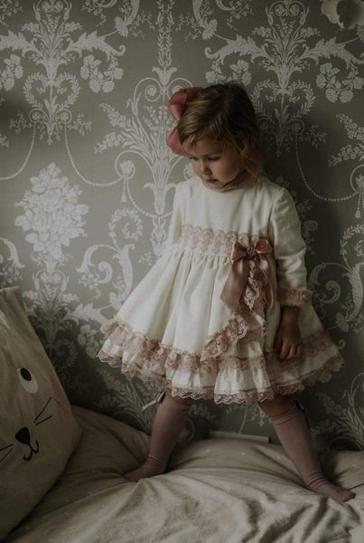 Exclusive Girls Dresses Exclusive Tiana Winter Dress