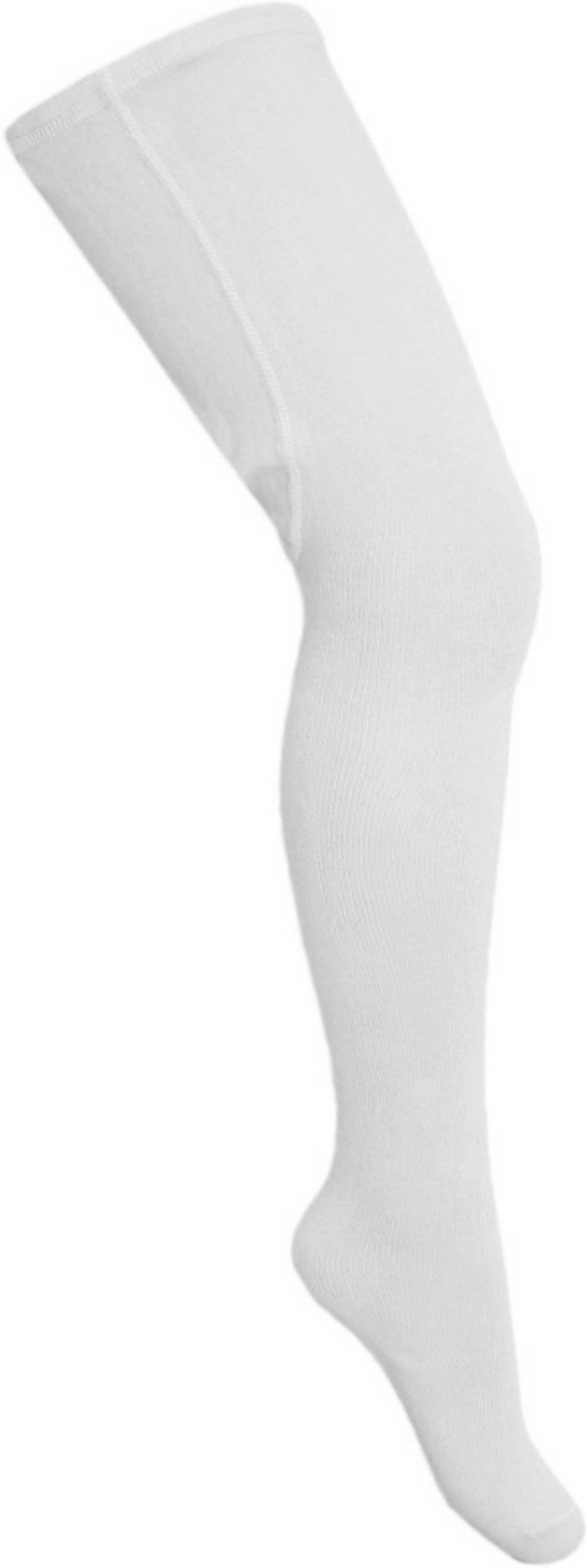Miranda Socks & Tights Miranda White Tights 1501L