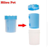 Upgraded New Pet Paw Washer | Dog Foot Wash Tool |Silicone Foot Washer