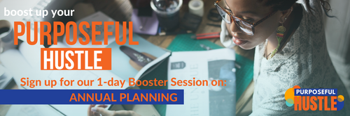 Annual Planning Booster (a live virtual session)