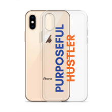 Load image into Gallery viewer, Purposeful Hustler - iPhone Case