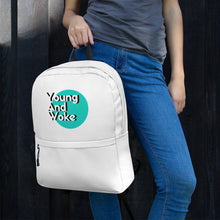 Load image into Gallery viewer, Young and Woke Backpack