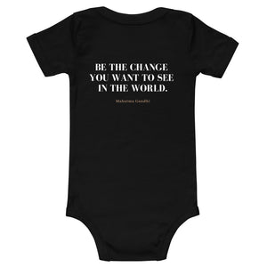 Young And Woke Baby Bodysuit
