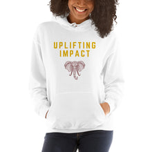 Load image into Gallery viewer, Uplifting Impact Unisex Hoodie