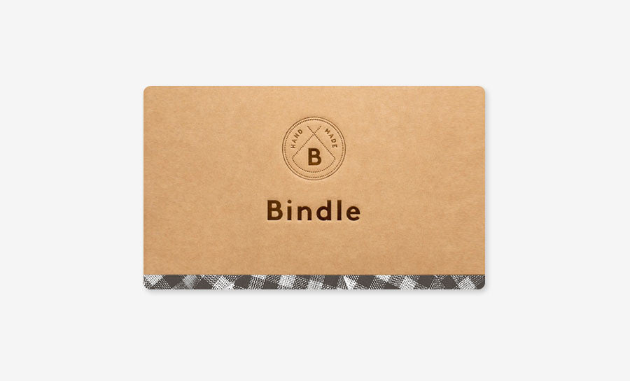 Bindle Gift Card $100