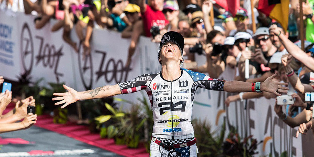 Kona Podium For Jackson