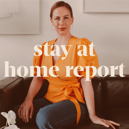 the stay at home report