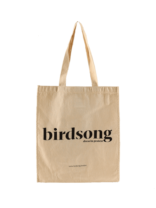 Birdsong Organic Cotton Tote Bag ACCESSORIES BIRDSONG