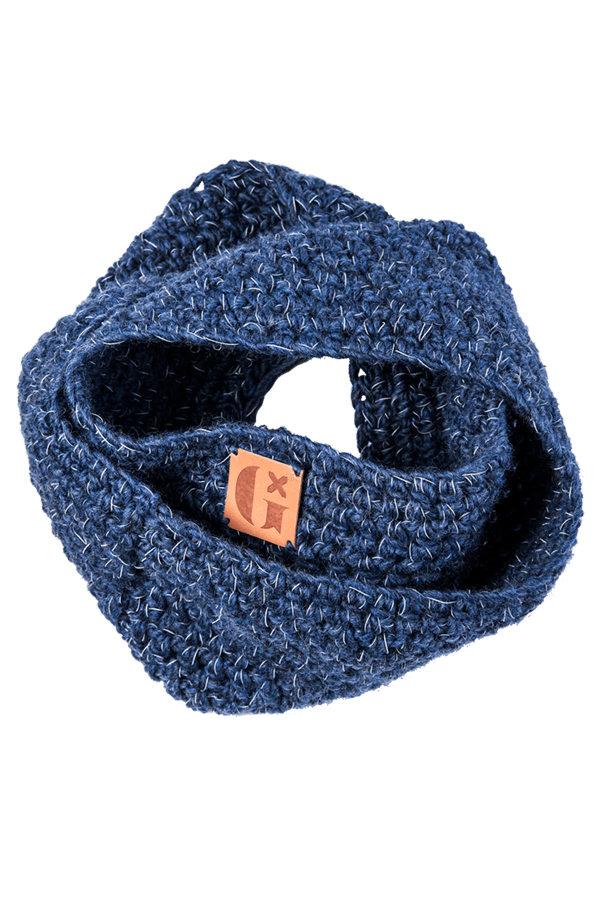 GLOW X Birdsong Hi-Vis Wrap Snood ACCESSORIES GLOW