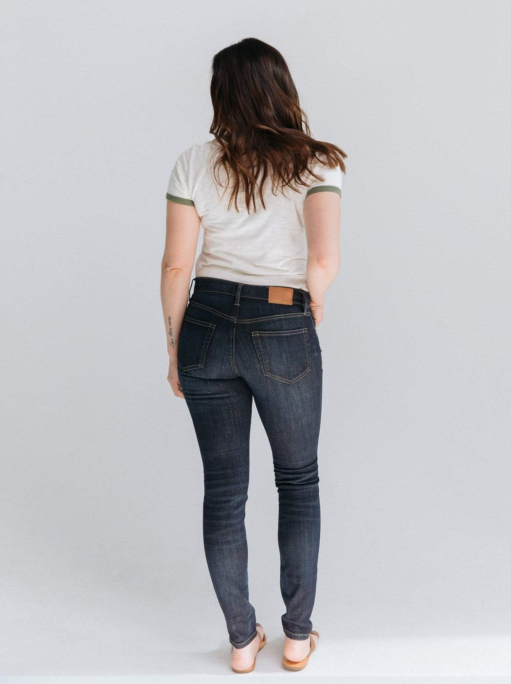 The Anya Slim Fit Jean by Able CLOTHING BIRDSONG