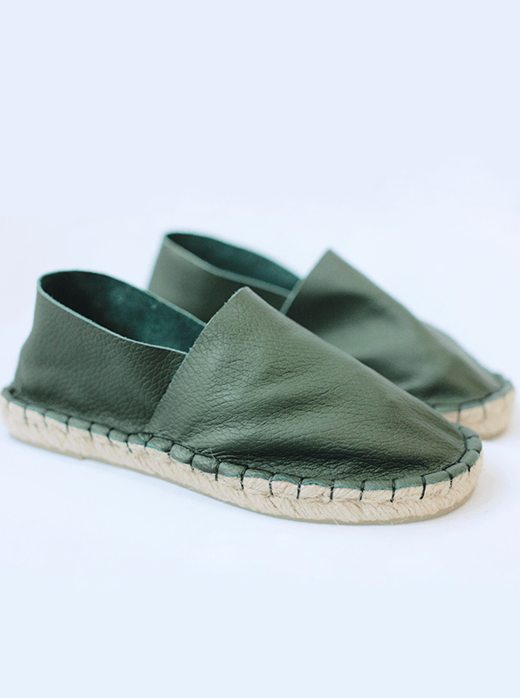 Reclaimed Leather House Shoes SHOES JUTA