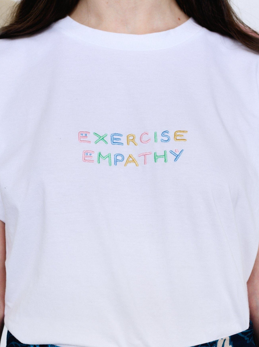Unisex Exercise Empathy Tee CLOTHING BIRDSONG