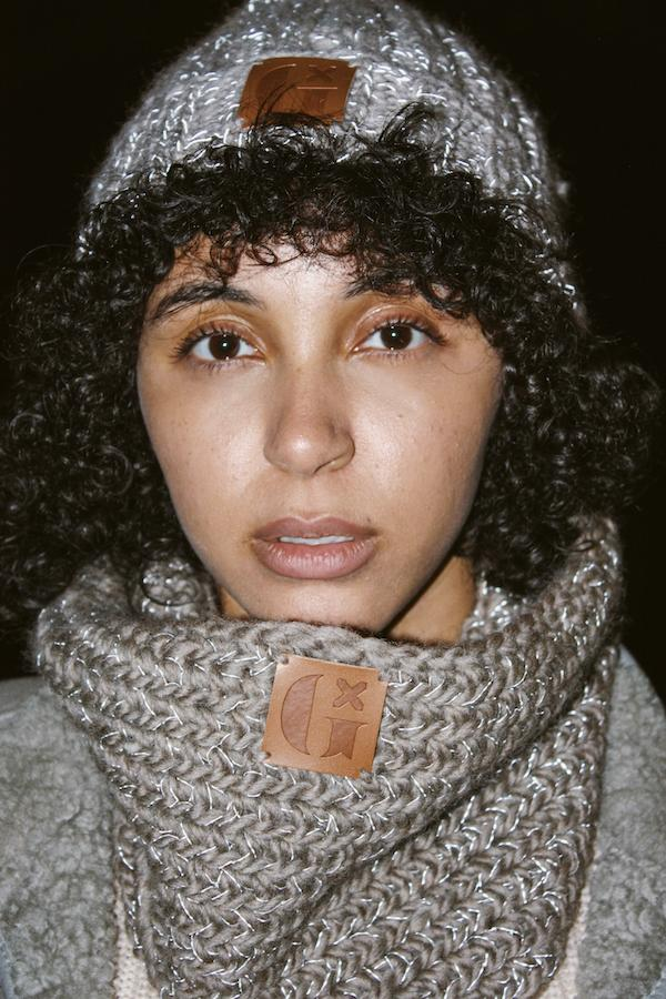 GLOW X Birdsong Wrap Snood ACCESSORIES GLOW