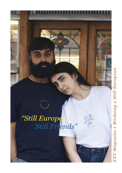 Still European, Still Friends Zine