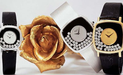How Chopard watches started and its evolution over time