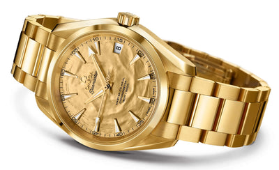 Black Gold – Nigerians Love Gold Watches