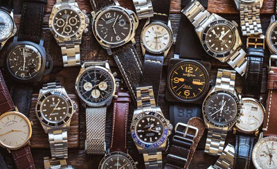 Where to Buy a Wrist Watch for Men in Nigeria